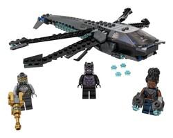 LEGO - 76186 LEGO Marvel Black Panther Ejderha Uçağı