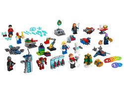 LEGO - 76196 LEGO Marvel Avengers Yılbaşı Takvimi