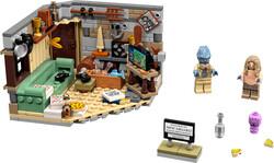 LEGO - 76200 LEGO Marvel Şişman Thor'un Yeni Asgard'ı