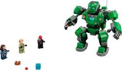 LEGO - 76201 LEGO Marvel Yüzbaşı Carter ve Hydra Ezici