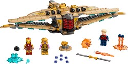 LEGO - 76237 LEGO Marvel Sanctuary II: Endgame Savaşı