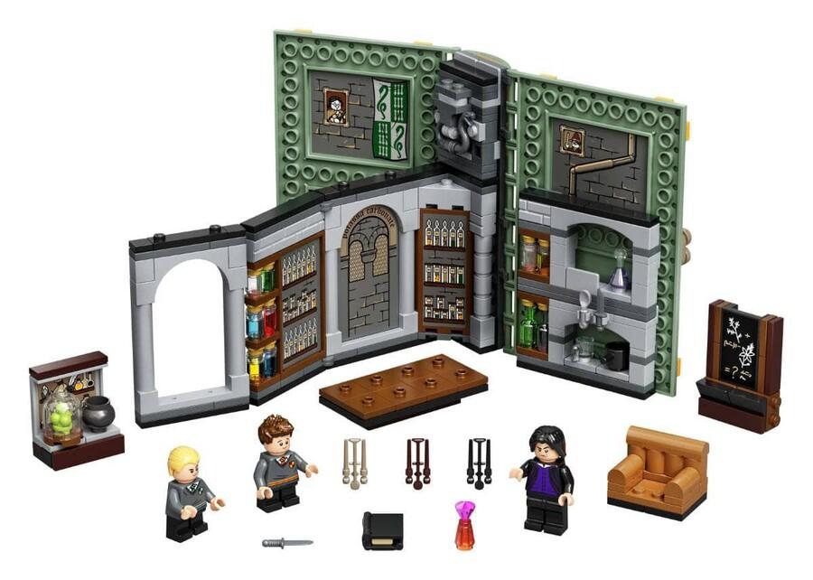 76383 LEGO Harry Potter Hogwarts™ Anısı: İksir Dersi