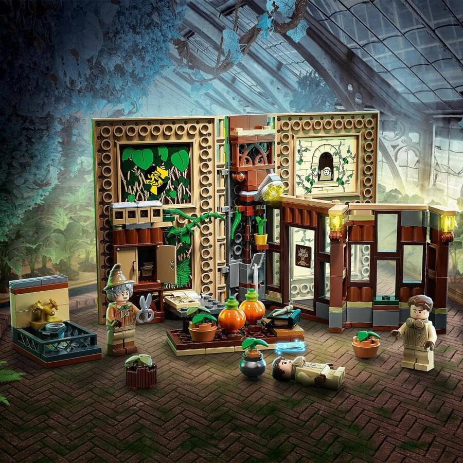 76384 LEGO Harry Potter Hogwarts™ Anısı: Bitkibilim Dersi