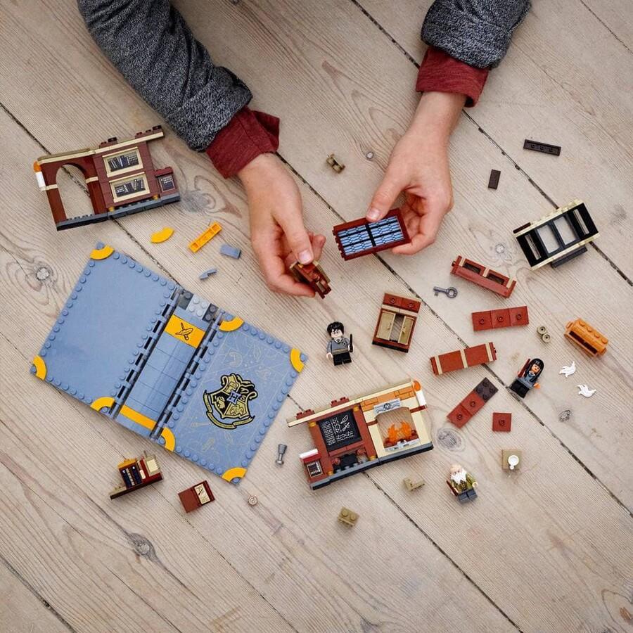 76385 LEGO Harry Potter Hogwarts™ Anısı: Tılsım Dersi