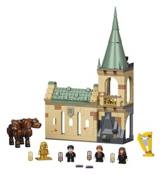 LEGO - 76387 LEGO Harry Potter™ Hogwarts™: Fluffy İle Karşılaşma