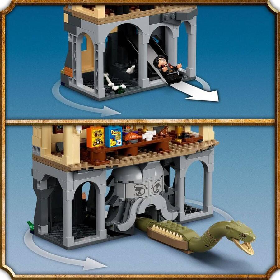 76389 LEGO Harry Potter™ Hogwarts™ Sırlar Odası