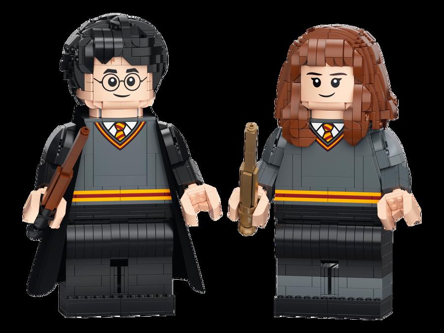 76393 LEGO Harry Potter™ Harry Potter ve Hermione Granger™
