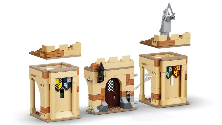 76395 LEGO Harry Potter™ Hogwarts™: İlk Uçuş Dersi