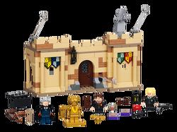 LEGO - 76395 LEGO Harry Potter™ Hogwarts™: İlk Uçuş Dersi