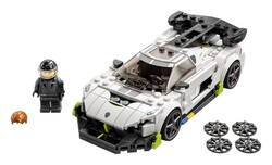 LEGO - 76900 LEGO Speed Champions Koenigsegg Jesko