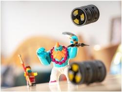 80007 LEGO Monkie Kid Demir Boğa Tankı - Thumbnail