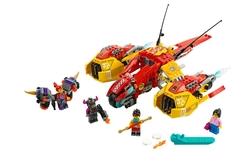 LEGO - 80008 Monkie Kid's Cloud Jet