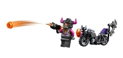 80009 LEGO Monkie Kid Pigsy'nin Yiyecek Kamyonu - Thumbnail