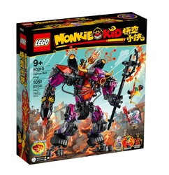 80010 LEGO Monkie Kid Demon Bull King - Thumbnail