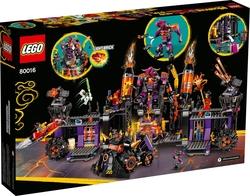 80016 LEGO Monkie Kid Alevli Dökümhane - Thumbnail