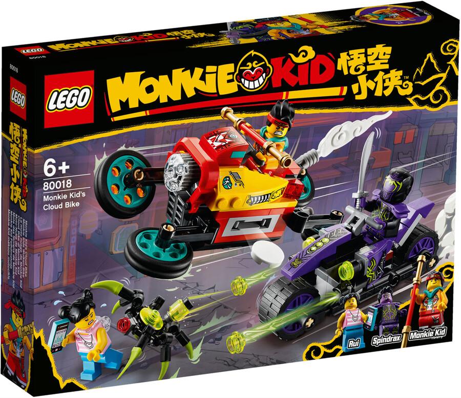 80018 Monkie Kid's Cloud Bike