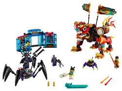 LEGO - 80021 Monkie Kid's Lion Guardian