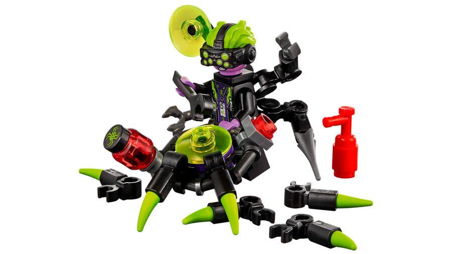80022 Spider Queen's Arachnoid Base