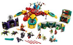 LEGO - 80023 Monkie Kid's Team Dronecopter