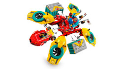 80023 Monkie Kid's Team Dronecopter - Thumbnail