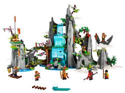 LEGO - 80024 LEGO Monkie Kid Efsanevi Çiçek Meyve Dağı
