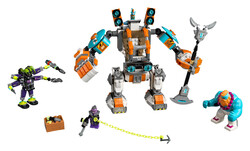 LEGO - 80025 LEGO Monkie Kid Sandy'nin Yükleyici Robotu