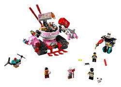 LEGO - 80026 LEGO Monkie Kid Pigsy'nin Makarna Tankı