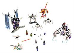LEGO - 80028 LEGO Monkie Kid Bone Demon