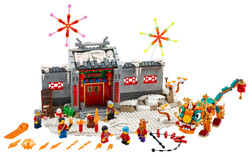 LEGO - 80106 Story of Nian