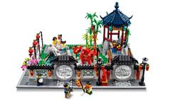 80107 LEGO Chinese Festivals Bahar Fener Festivali - Thumbnail