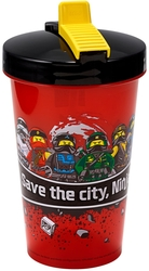 LEGO - 853901 NINJAGO® Tumbler with Straw