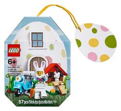 853990 Easter Bunny House - Thumbnail