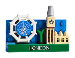 LEGO - 854012 London Magnet Build