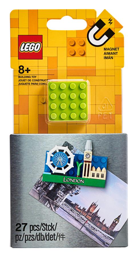 854012 London Magnet Build