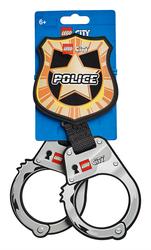 854018 Police Handcuffs & Badge - Thumbnail
