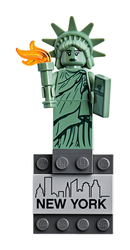 LEGO - 854031 Statue of Liberty Magnet