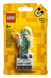 854031 Statue of Liberty Magnet - Thumbnail