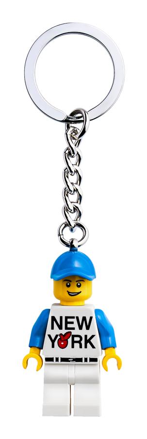 854032 New York Key Chain