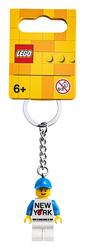 854032 New York Key Chain - Thumbnail