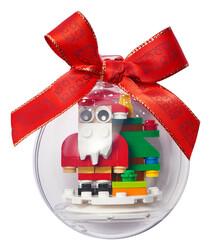 LEGO - 854037 Noel Baba Yılbaşı Süsü
