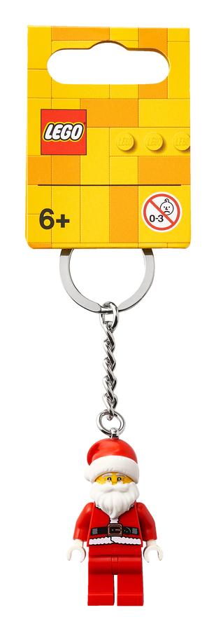 854040 Happy Santa Key Chain
