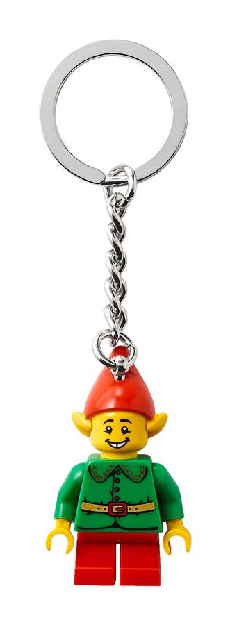 854041 Happy Helper Elf Key Chain
