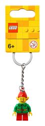 854041 Happy Helper Elf Key Chain - Thumbnail