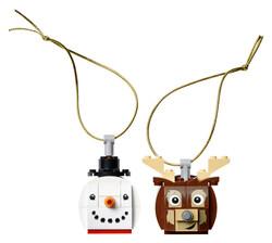 LEGO - 854050 Kardan Adam ve Ren Geyiği İkilisi
