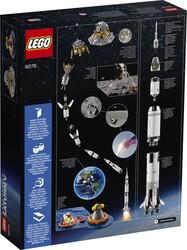 92176 LEGO Ideas LEGO NASA Apollo Saturn V - Thumbnail