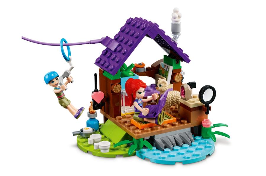 41432 LEGO Friends Dağda Alpaka Kurtarma Operasyonu