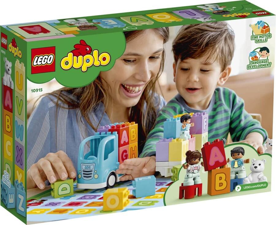 10915 LEGO DUPLO My First Alfabe Kamyonu