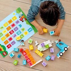 10915 LEGO DUPLO My First Alfabe Kamyonu - Thumbnail