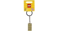 850808 Anahtarlık 2x4 Altın V121 - Thumbnail