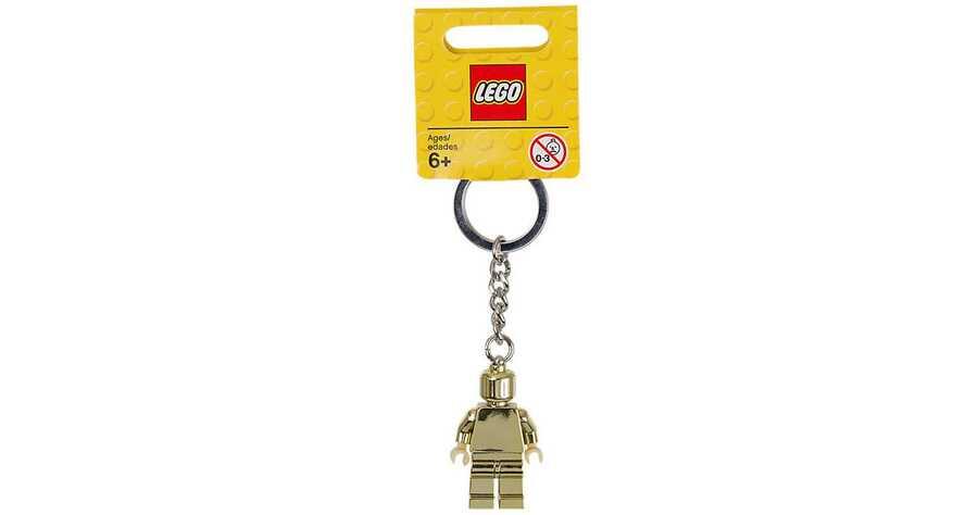 850807 Anahtarlık Mini Figür Altın V121